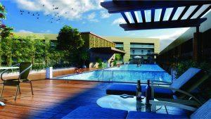 24 High Street Terrace Pool