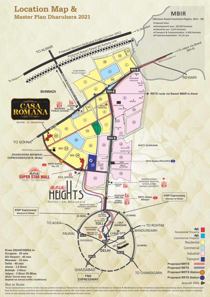 casaromana-locationmap