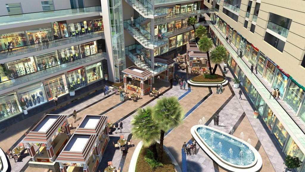 24 HIGH STREET - Commercial Project in dharuhera, New